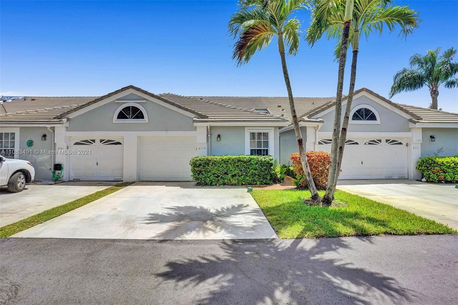 8779 Forest Hills Blvd #40, Coral Springs, FL 33065 - #: A11083491