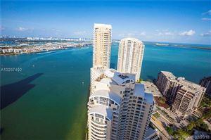 Photo of 900 BRICKELL KEY BL #3303, Miami, FL 33131 (MLS # A10287492)