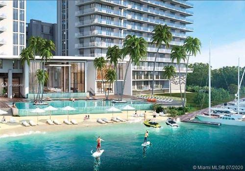 Photo of 16385 Biscayne Blvd #3021, North Miami Beach, FL 33160 (MLS # A10895492)