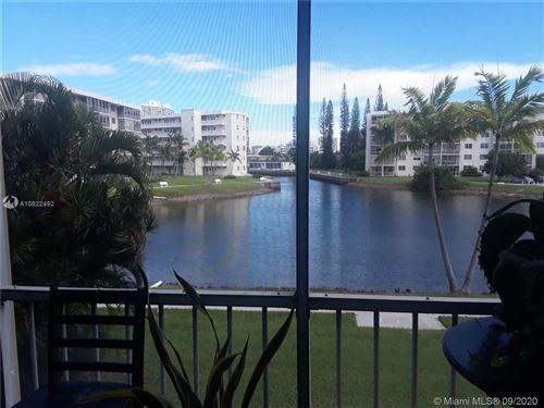 Photo of 2851 Leonard Dr #J204, Aventura, FL 33160 (MLS # A10922492)