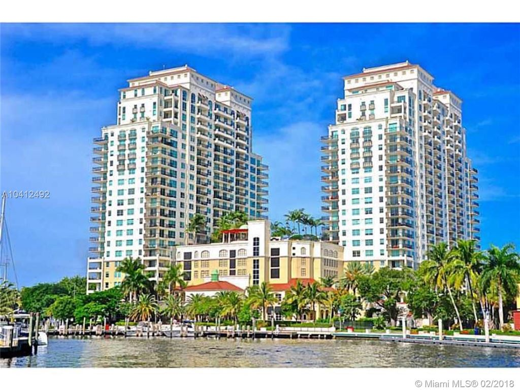 Photo of 610 W LAS OLAS BL #1915N, Fort Lauderdale, FL 33312 (MLS # A10412492)