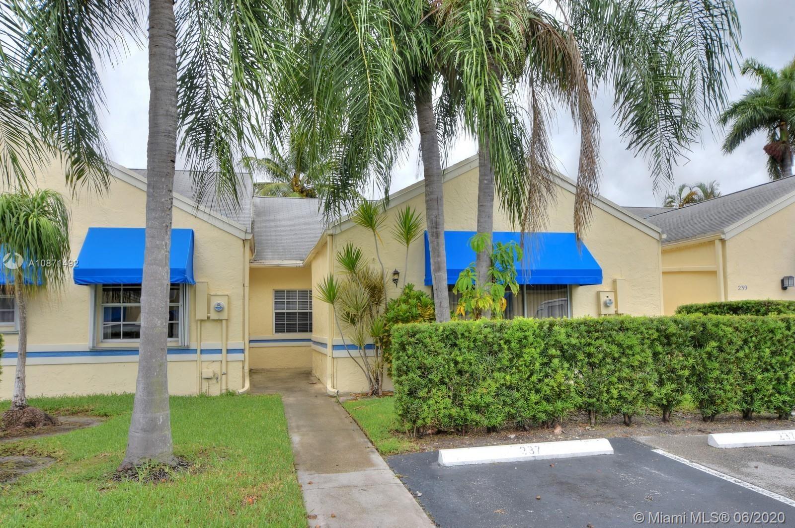 5201 SW 31st Ave #237, Dania, FL 33312 - #: A10871492