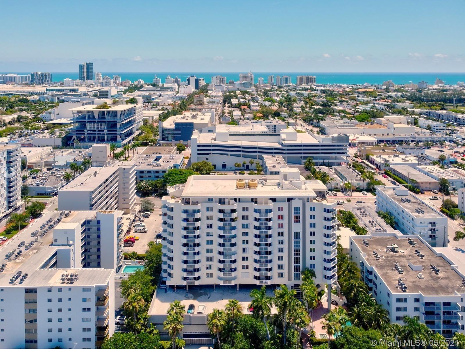 1621 Bay Rd #403, Miami Beach, FL 33139 - #: A11036492