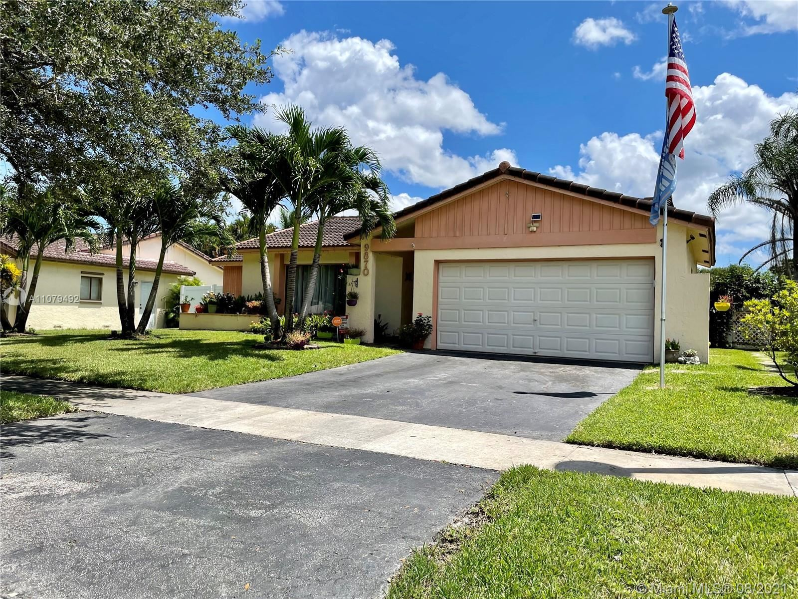 9870 NW 25th Ct, Coral Springs, FL 33065 - #: A11079492