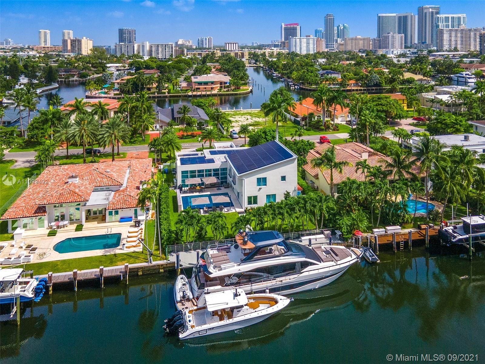 Photo of 307 Holiday Dr, Hallandale Beach, FL 33009 (MLS # A11099492)