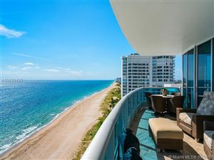 Photo of 1600 S Ocean Blvd #1501, Lauderdale By The Sea, FL 33062 (MLS # A10430493)