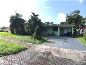 Photo of Listing MLS a10724493 in 1970 NW 194th Ter Miami Gardens FL 33056