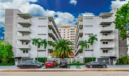 Foto de inmueble con direccion 1614 West Ave #602 Miami Beach FL 33139 con MLS A10772493
