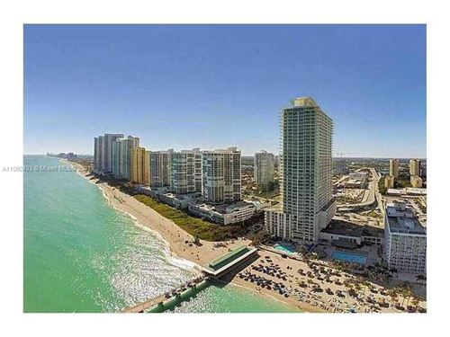 Photo of 16699 Collins Ave #3306, Sunny Isles Beach, FL 33160 (MLS # A11092493)