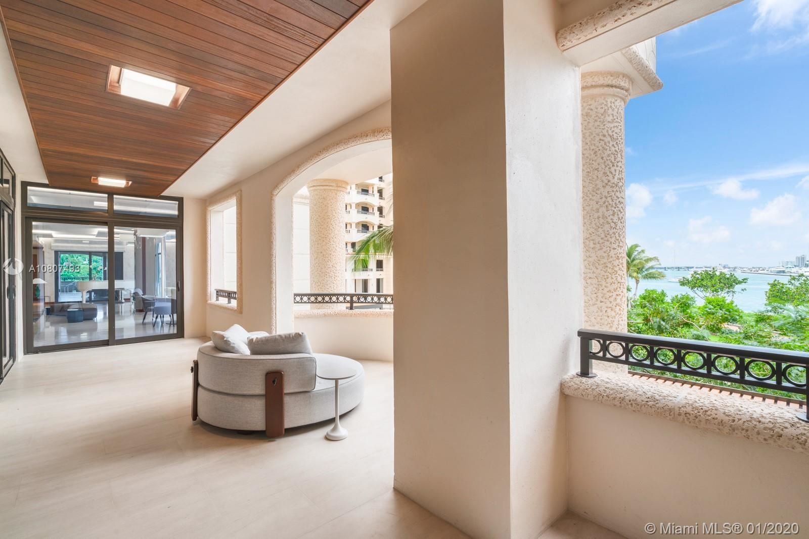 Photo 14 of Listing MLS a10807493 in 7021 Fisher Island Dr #7021 Miami Beach FL 33109