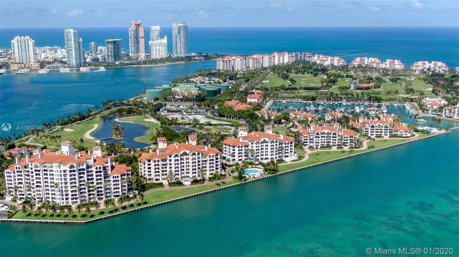 Photo 34 of Listing MLS a10807493 in 7021 Fisher Island Dr #7021 Miami Beach FL 33109