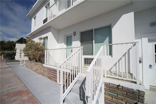Photo of 505 74th St #6A, Miami Beach, FL 33141 (MLS # A10625494)