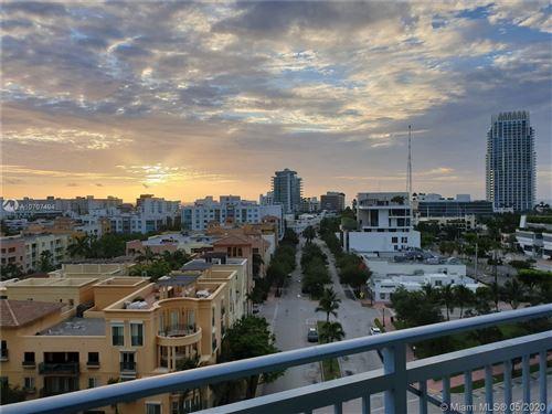 Foto de inmueble con direccion 90 Alton Rd #1005 Miami Beach FL 33139 con MLS A10707494