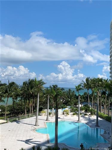Photo of 9703 Collins Ave #406, Bal Harbour, FL 33154 (MLS # A11056494)