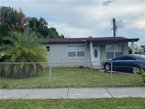 Photo of 2980 NW 159th St, Miami Gardens, FL 33054 (MLS # A11101494)