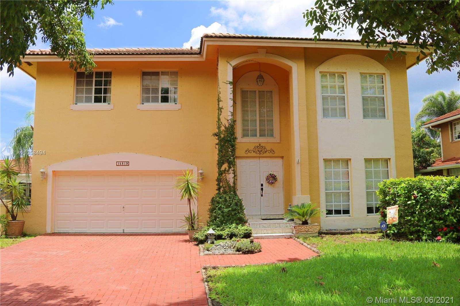 Photo of 15819 SW 99th St, Miami, FL 33196 (MLS # A11058494)