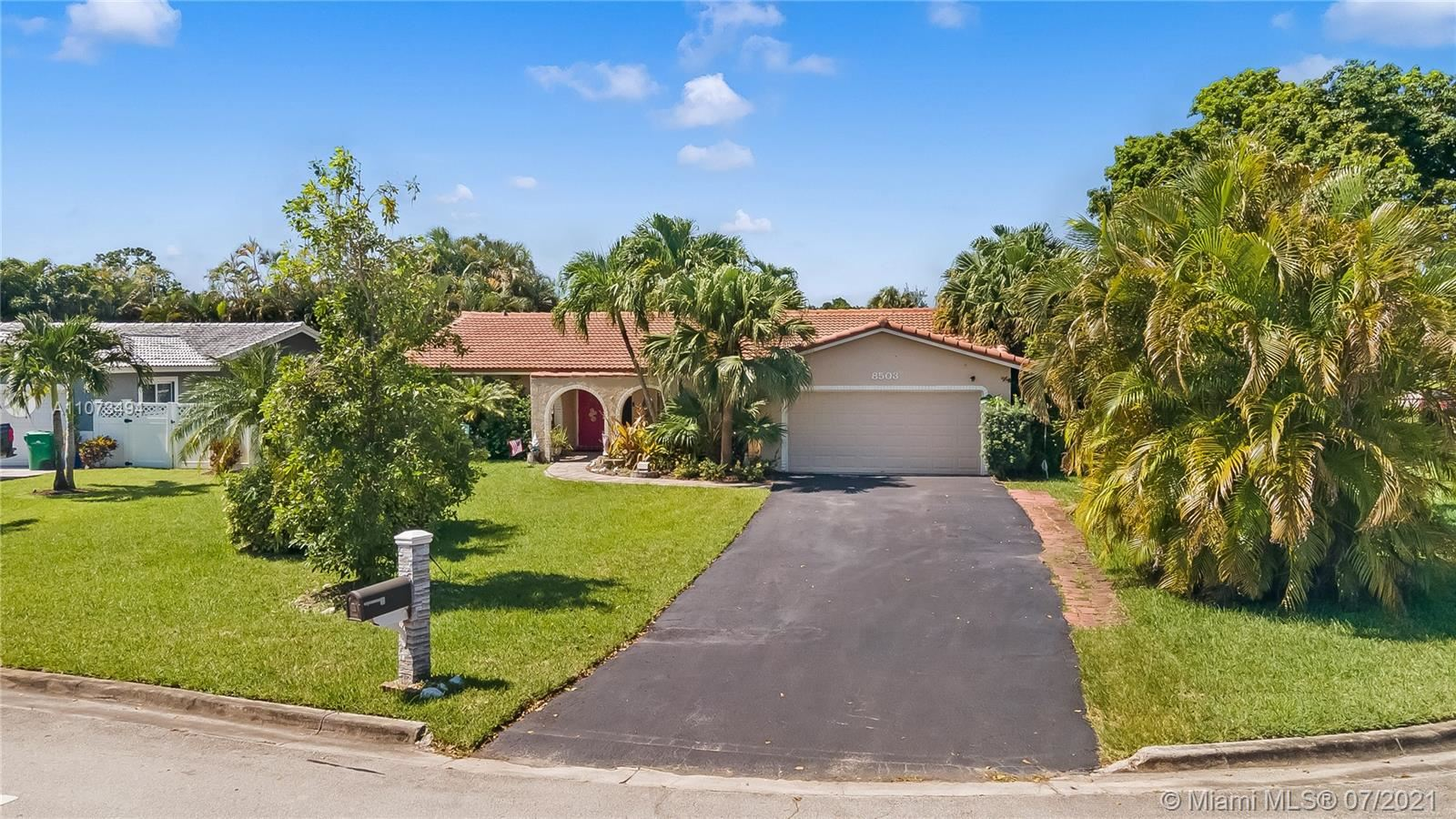 8503 NW 19th Dr, Coral Springs, FL 33071 - #: A11073494