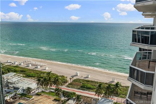 Photo of 4779 Collins Ave #2007, Miami Beach, FL 33140 (MLS # A10766495)