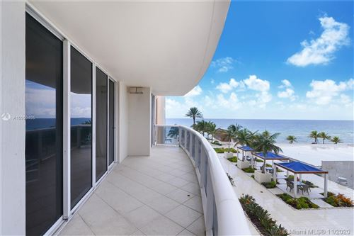 Photo of 18911 Collins Ave #603, Sunny Isles Beach, FL 33160 (MLS # A10959495)