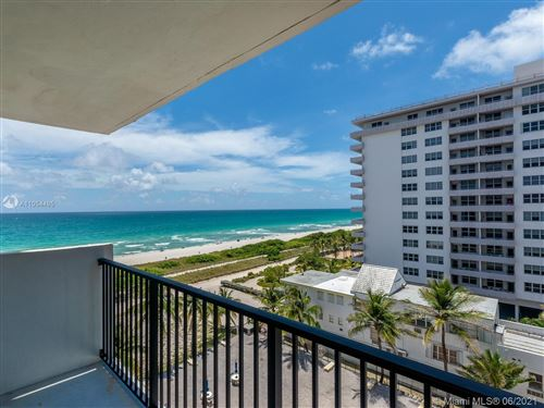 Photo of 9273 Collins Ave #703, Surfside, FL 33154 (MLS # A11054495)