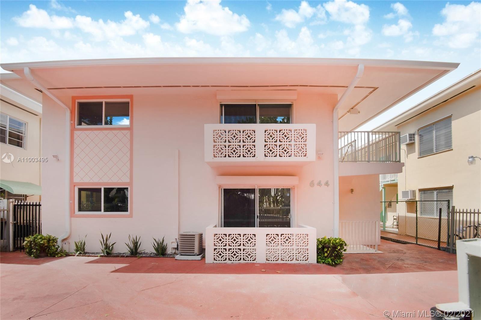 644 Meridian Ave #10, Miami Beach, FL 33139 - #: A11003495