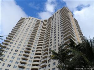 Photo of 19501 W Country Club Dr #2409, Aventura, FL 33180 (MLS # A10641496)