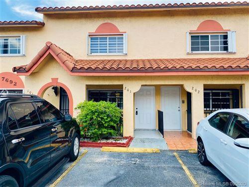 Photo of 7692 W 29th Ln #201-45, Hialeah, FL 33018 (MLS # A10928496)