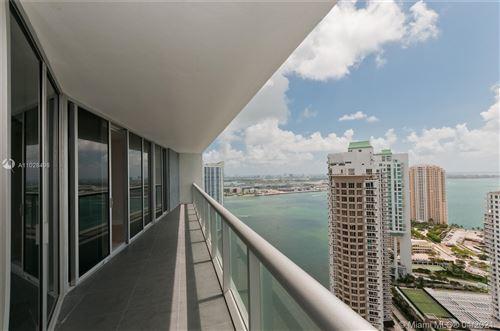Photo of 465 Brickell Ave #3603, Miami, FL 33131 (MLS # A11028496)