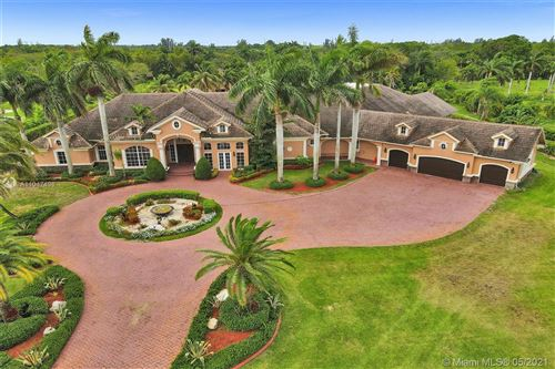 Photo of 6225 Stallion Way, Southwest Ranches, FL 33330 (MLS # A11047496)