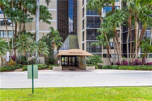 Photo of 16300 Golf Club Rd #314, Weston, FL 33326 (MLS # A11111496)