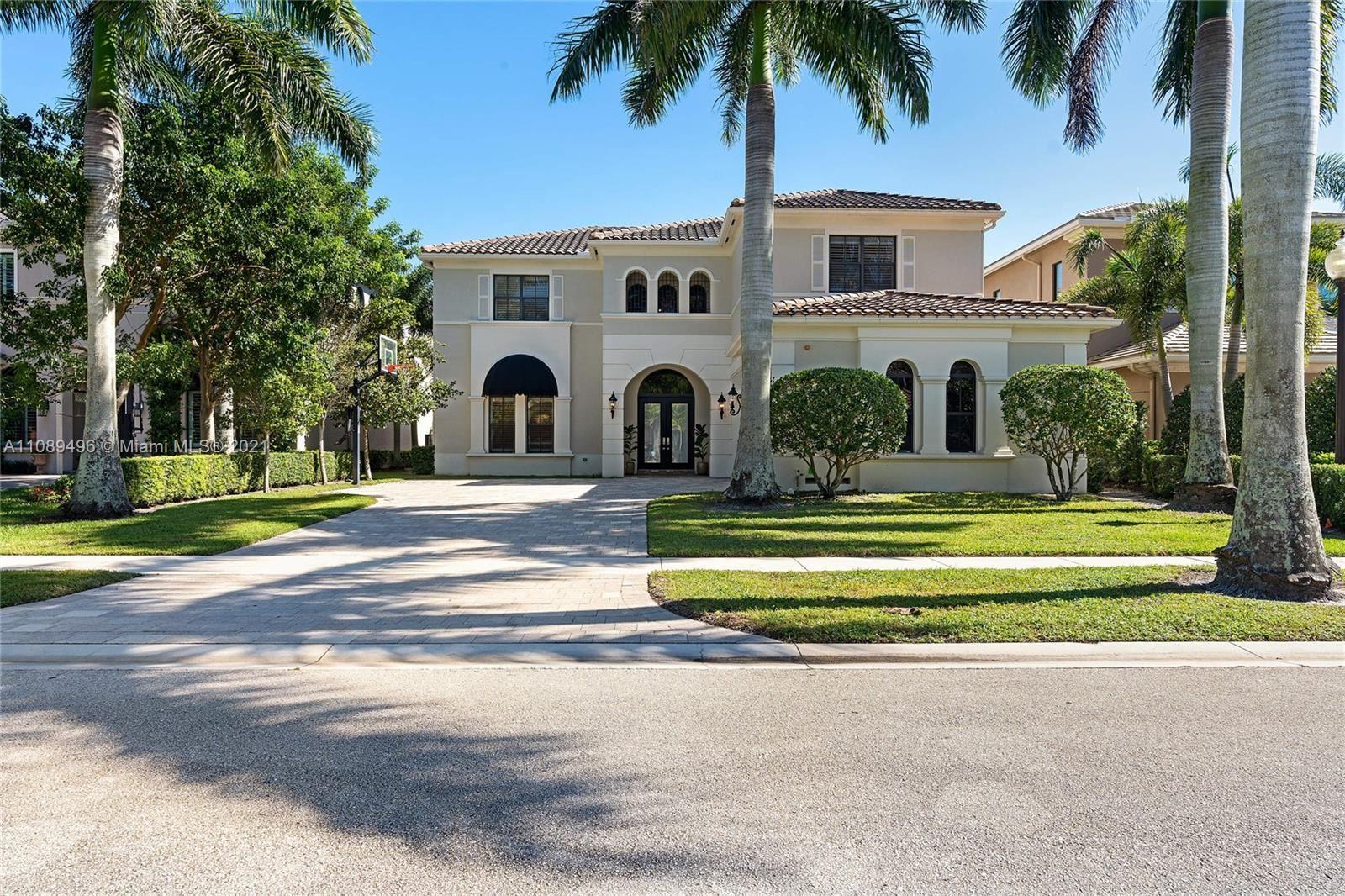 17752 Vecino Way, Boca Raton, FL 33496 - #: A11089496