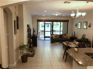 Photo of Listing MLS a10464497 in 2900 NW 125th Ave #3-226 Sunrise FL 33323