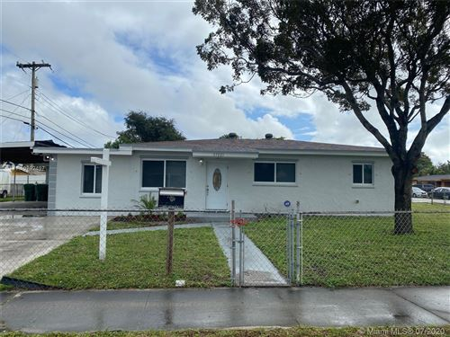 Photo of Listing MLS a10792497 in 17221 NW 33rd Ct Miami Gardens FL 33056