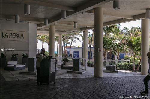 Photo of 16699 Collins #2701, Sunny Isles Beach, FL 33160 (MLS # A10952497)
