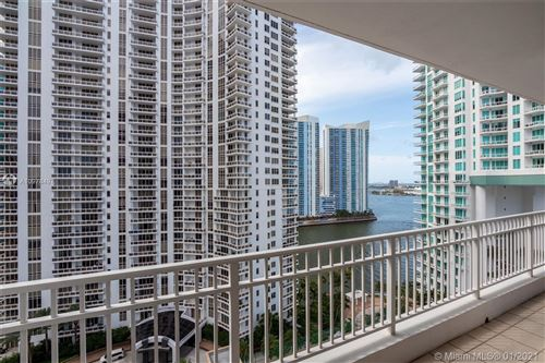 Photo of 801 Brickell Key Blvd #2110, Miami, FL 33131 (MLS # A10978497)