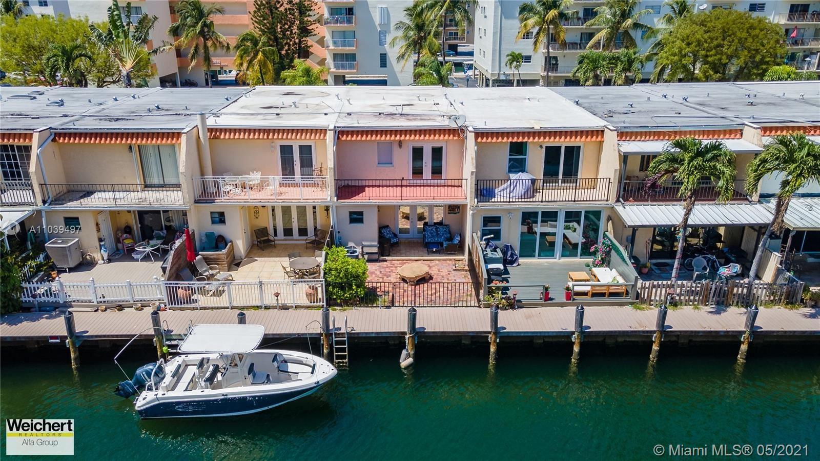 Photo of 3624 NE 167th St #23, North Miami Beach, FL 33160 (MLS # A11039497)