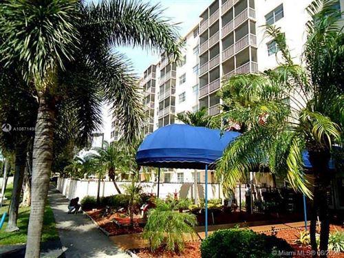 Photo of 1251 NE 108th St #503, Miami, FL 33161 (MLS # A10871498)