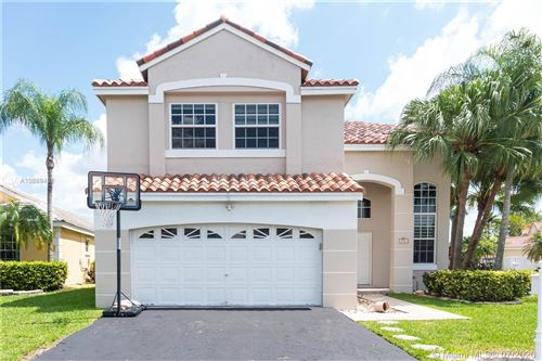 Photo of 296 Bedford Ave, Weston, FL 33326 (MLS # A10889498)