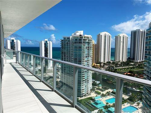 Photo of 300 Sunny Isles Blvd #4-2504, Sunny Isles Beach, FL 33160 (MLS # A10927498)