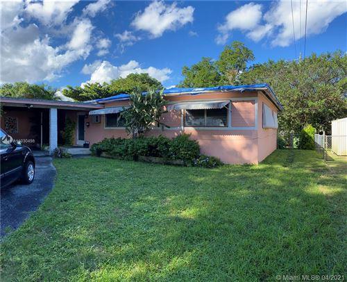 Photo of 185 NE 132nd St, North Miami, FL 33161 (MLS # A11030498)