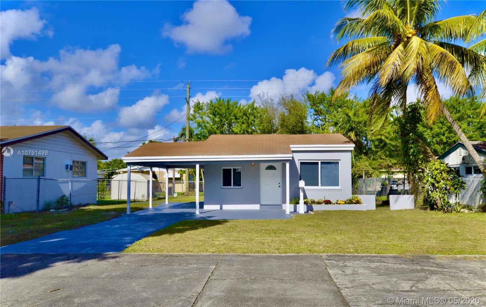 1855 NE 171st St, North Miami Beach, FL 33162 - MLS#: A10791498