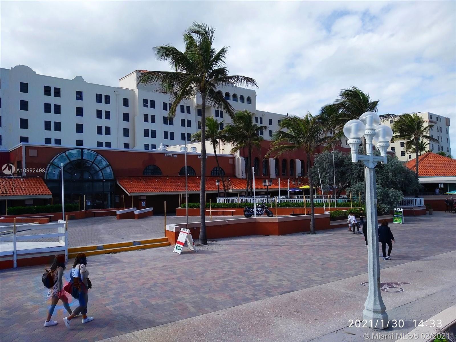101 N Ocean Dr #524, Hollywood, FL 33019 - #: A10992498