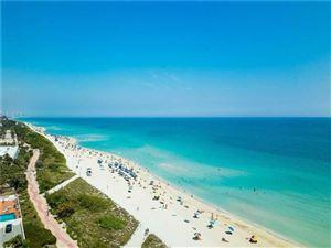 Photo of 6901 Collins Av #1101, Miami Beach, FL 33141 (MLS # A10178499)
