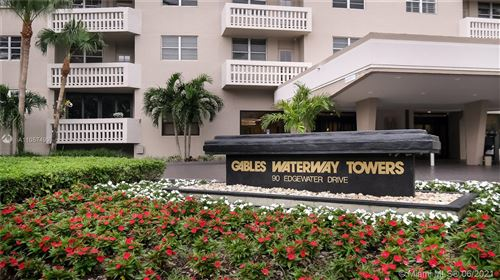 Photo of 90 Edgewater Dr #514, Coral Gables, FL 33133 (MLS # A11057499)