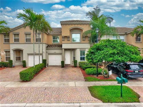 Photo of 4775 SW 164th Ave #4775, Miramar, FL 33027 (MLS # A11071499)