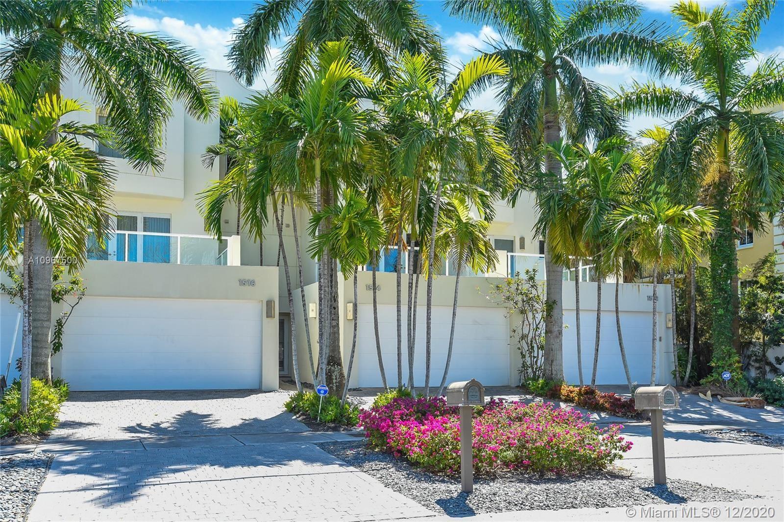 1516 SE 12th St #1516, Fort Lauderdale, FL 33316 - #: A10967500