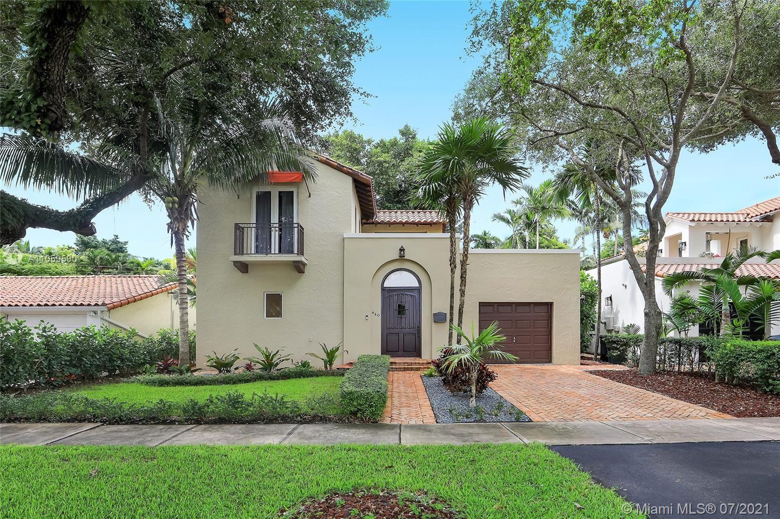 Photo of 440 Rosaro Avenue, Coral Gables, FL 33146 (MLS # A11059500)