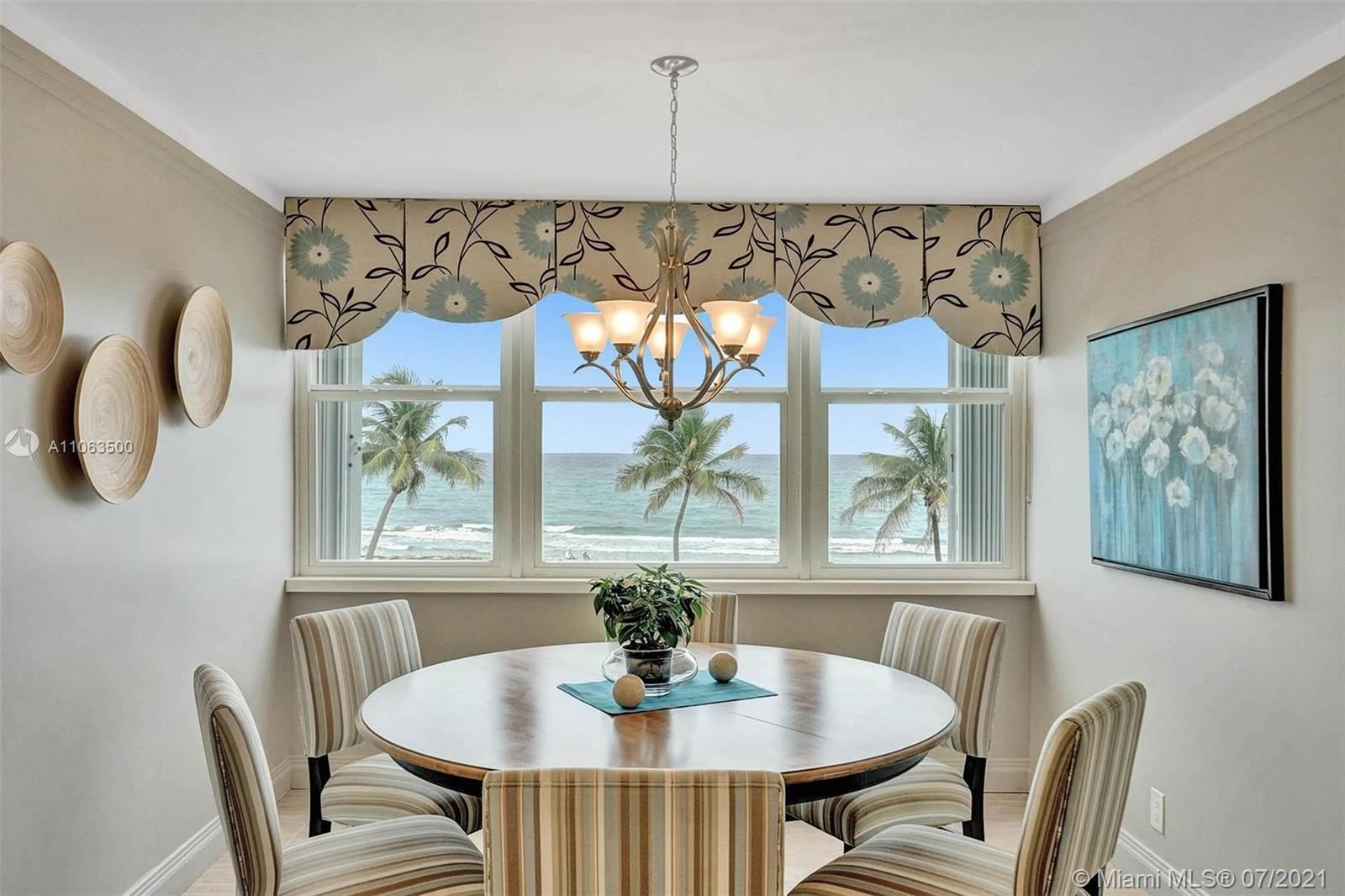 Photo of 2000 S Ocean Blvd #3E, Lauderdale By The Sea, FL 33062 (MLS # A11063500)