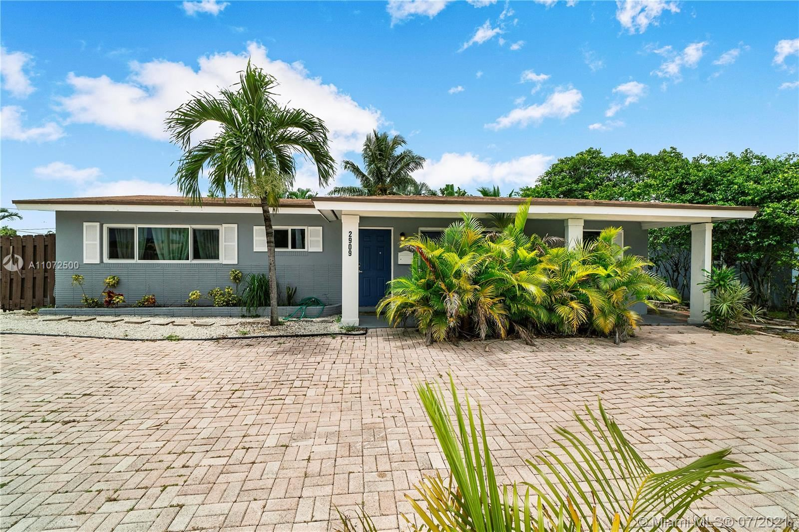 Photo of 2909 NW 9th Ave, Wilton Manors, FL 33311 (MLS # A11072500)