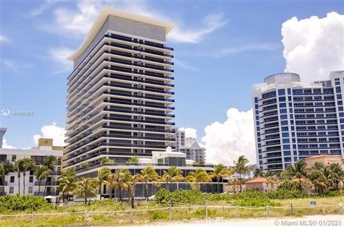 Photo of 5875 COLLINS AV #704, Miami, FL 33140 (MLS # A10403501)
